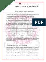 Selección de Acuerdo a Su Utilidad-Formas Del Rodete(Oscar Arotaipe Gutierrez)