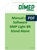 Manual Software DMPLight StandAlone R13