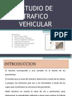 Estudio de Trafico Vehicular Corregido