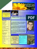 Congregation Etz Chaim Newsletter August 2010