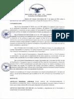 plan anual funcionamiento UDAFF