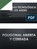 Poligonal Abierta y Cerrada - Graficos