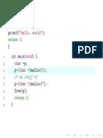 Code Snippets II