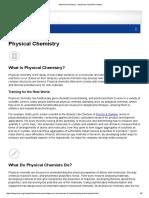 physical chemisty
