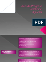 IDEA DE PROGRESO INDEFINIDO SIGLO XIX.pptx