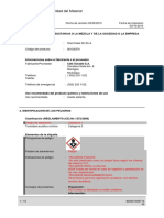 MSDS - DIALA S2 ZX-A