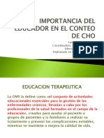 IMPORTANCIA DEL EDUCADOR EN EL CONTEO DE CHO-Luzmila Gonzalez.pdf