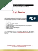 Tarot Reader's Workbook Preview