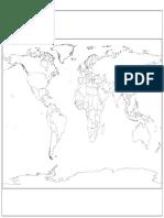 Mapa Mundi Mundo Presentación1