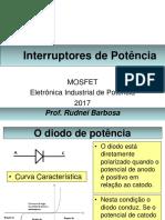 Aula MOSFET- Interruptores de potência.ppt