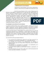 358373497 Caracteristicas de La Administracion Del Recurso Humano