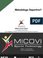 Me Tod ó Logo Deport Ivo