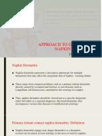 Napkin Dermatitis Dr Sandeep Lal V