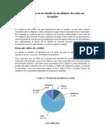 Problemática de La Cebolla en Los Últimos Dos Años en Arequipa