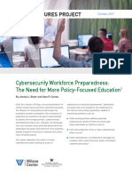 Cybersecurity Workforce Preparedness
