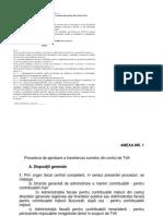 Ordin Si Anexe - Restituire Sume Cf.art.12