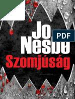 Jo Nesbo - Harry Hole 11.- Szomjúság