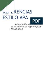 Manual de Referencias Estilo APA 1.2