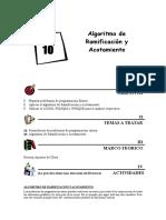 Laboratorio 10 - Algoritmo de Ramificación y Acotamiento