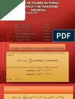 Series de Fourier en Forma Compleja y de Funciones Discretasexposicion