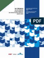 Resumo Tecnico Ideb 2005-2015