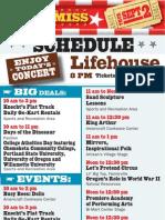 Sept. 2 Oregon State Fair Schedule