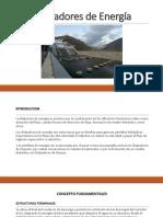 Estructuras Terminales – Disipadores de Energia 1