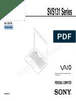 Vaio Svs131 Series