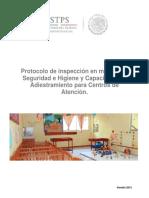 Protocolo Guarderias