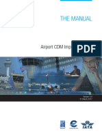 Airport Cdm Manual 2017
