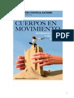 Cuerpos en Movimiento. Antropologia de y