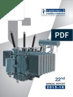 TRIL- Annual Report 2015-16