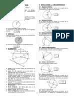 Circunferencia 1 y 2