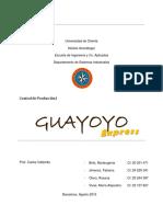 Guayoyo express.docx
