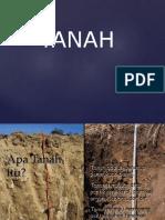Fisika tanah