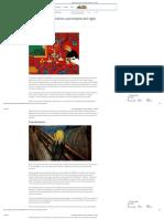 Movimientos Artísticos a Principios Del Siglo XX