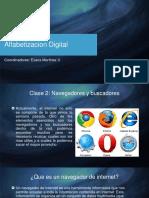 Alfabetizacion Digital - Clase 2