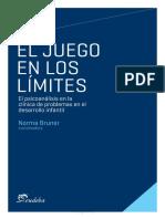 El Juego en Los Límites - Norma Bruner