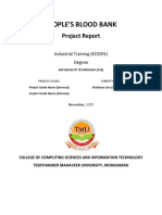 Shubham's Project Report