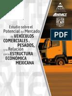 Estudio Sobre El Potencial Mercado de Vehículos Comerciales y Pesados, y su Relación con la Estructura Económica Mexicana