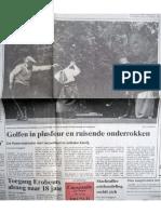 Het Eeuwfeest van de Rosendaelsche Golfclub