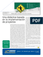 Revista 12ntes Nº 6 Proyectos