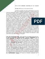 Metodos Interpretativos de Las Clausulas Normativas en Un Convenio Colectivo