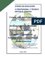 Modulo de Autoinstrucciu00F3n - Int. Al Turismo y Cultura Turistica II (1)