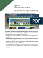 Website Direktorat Jendral Penataan Ruang