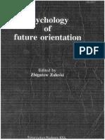 Zaleski (1994) Psyc. of Fut Orientation