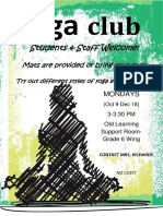 yoga club flyer 2