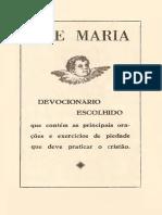 Devocionario Escolhido, Ave Maria