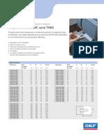 Brochure - Chapas Calibradas SKF TMAS