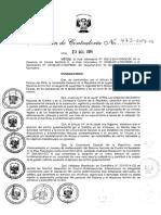 RC 473 2014 CG Auditoría de Cumplimiento